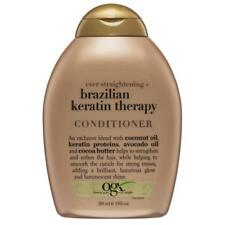 OGX EVER STRAIGHT BRAZILIAN KERATIN THERAPY CONDITIONER 385ML SMOOTH STRAIGHTEN