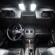 Mercedes GLK Klasse X204 12 LED Innenraumbeleuchtung Set Premium XXL WEISS 6500K