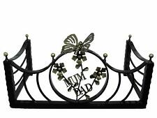 Wrought Iron Memorial Fence (MF16)