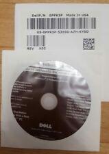 Windows 7 Professional 32-Bit Operating System Reinstallation Disc Dell