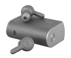 RHA Trueconnect Wireless Earbuds - Black