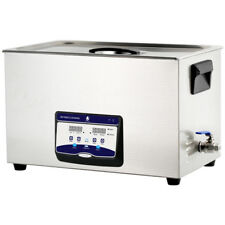 Ultrasonic Cleaner Skymen Stainless Steel Industry Digital Control 30L JP-100S