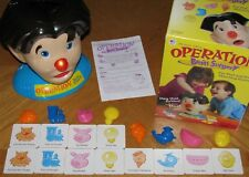 Electronic Talking OPERATION Brain Surgery feel & find matching game 2001 Hasbro