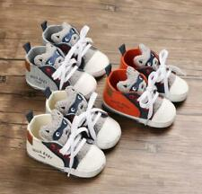 Child First Step Shoe Baby Boy Girl Crib Shoes Infant 3D Animal High Top Booties