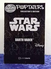 Star Wars Darth Vader Mr Potato Head Collector's Edition Unopened Loot Crate