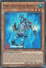 ♦Yu-Gi-Oh!♦ Force Blue Super Quantum (Layer) : OP02-FR008 -VF/SUPER RARE-