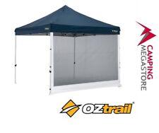 OZtrail Mega Gazebo 4.5m Mesh Wall With Centre Zip