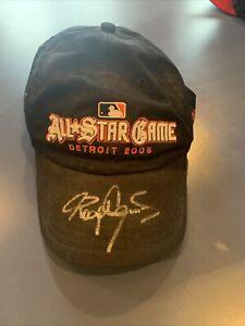 Roger Clemens Signed All Star Game Hat Detroit 2006  - COA