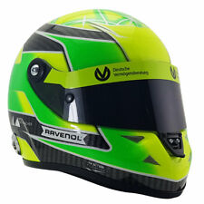 HELM MICK SCHUMACHER DALLARA F317 FORMEL F3 CHAMPION 2018 SCHUBERTH 1:2 NEW OVP