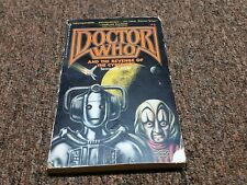 DOCTOR WHO, TERRANCE DICKS, THE REVENGE OF THE CYBERMEN 5th printing, Nov1983