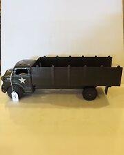 Marx Lumar Miltary Troop Carrier Truck MX002