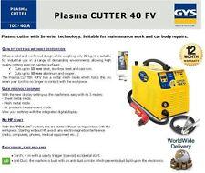 GYS Inverter Technologie 1 Phase Plasma Schneider + Taschenlampe 15mm Stahl