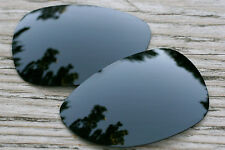 Dark Slate Grey Custom Polarized Replacement Sunglass Lenses for Oakley Felon