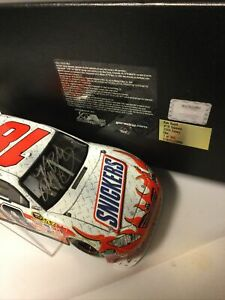 Kyle Busch#18 Snickers 2009 Camry Elite 1 of 300 Autographed