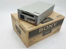 Sony DSR-45 DVCAM Compact Desktop Videocassette Digital Player Recorder