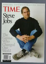 Time Special Commemorative Issue - Steve Jobs