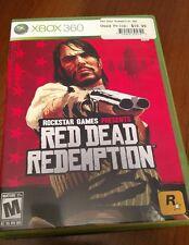 Red Dead Redemption (Microsoft Xbox 360, 2010)