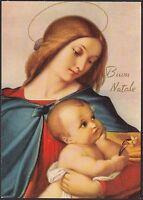 AA4737 Buon Natale - Cartlolina postale augurale - Postcard