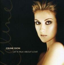 CDs de música vocales pops Celine Dion
