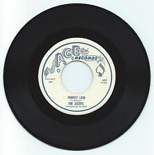 DOO WOP 45 THE ASCOTS PERFECT LOVE ON ACE  STRONG VG REPRO