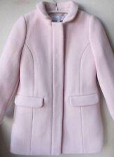 Tartine et chocolat bébé fille rose laine manteau 4 ans