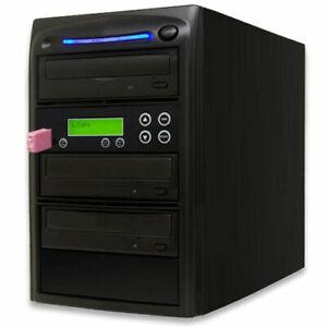 SySTOR 1-2 USB Memory Drive to BLU-RAY CD DVD Duplicator Copier