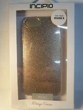 IPHONE 6,6S,7,8 I ncipio Design Series genuine Case  Multi-Glitter & TEMP GLASS