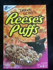 Travis Scott X Reeses Puffs Cereal 100% New Cactus Jack Limited