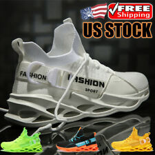 Men's Fashion Jogging Walking Running Shoes Lightweight Athletic Sneakers Tennis
