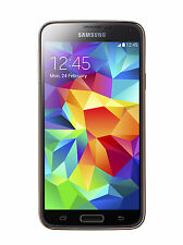 Samsung  Galaxy S5 Mini SM-G800F - 16GB - Copper Gold (Ohne Simlock) Smartphone