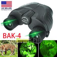 10X25 Binoculars with Night Vision BAK4 Prism High Power Waterproof