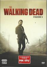 The Walking Dead - Serie TV - 5^ Stagione -Cofanetto 5 Dvd - Nuovo Sigillato