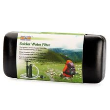 Portable 2000L Pure Water Filter Outdoor Camping Hiking Emergency Survival Kit