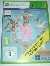 "London 2012 Olympics  Xbox 360 Promo  ""FREE UK  P&P"""