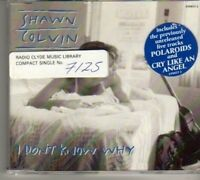 (BO407) Shawn Colvin, I Don't Know Why - 1993 CD