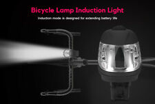 Bicycle headlight Intelligent Induction Mountain Lamp Front Head Light Handlebar