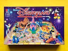Euro DISNEYLAND Brettspiel MB Spiel 1992 Box OVP Disney Figur NEU Mickey Maus 80