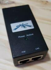 Ubiquiti Networks Gigabit PoE Injector GP-A240-050G 24V (POE-24-12W-G) 0.5A