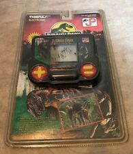 Vintage Jurassic Park Electronic Handheld LCD Game Tiger NEW factory sealed