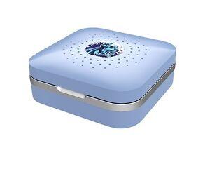 Dry Care UV Kinder Trockenbox / Trockenstation blau inkl. Etui für Hörgeräte
