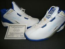 Magic Johnson Autographed Signed Magic32 Shoes (Both Shoes) Size 10.5 w/COA!