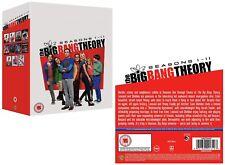 THE BIG BANG THEORY 1-11 2007-2018 Comedy TV Seasons Series - NEW Rg2 DVD not US