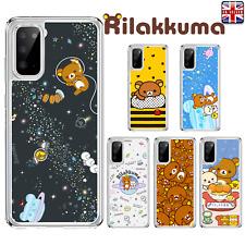 Rilakkuma oso anime caso para Samsung Galaxy S10 Luz S20 A10 A40 A41 A51 A21s