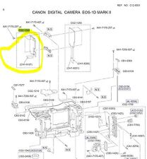 Canon 1D mark II Interface PCB Ass'y repair parts