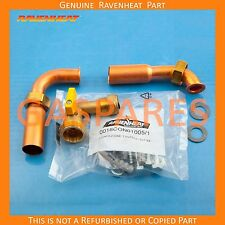 Ravenheat Gas Spare CSI Valve Pack & Fixing Kit Part No 1011KIT01010/1 Genuine