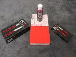 Ford 7.3L 7.3 IDI Diesel Piston Rings Main Bearings & Rod Bearings Lube 1988-93