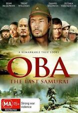 OBA: The Last Samurai : NEW DVD