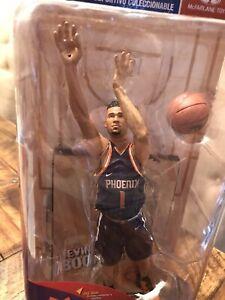 NBA Devin Booker  Phoenix Suns  McFarlane Action Figure Debut Rookie Series 32