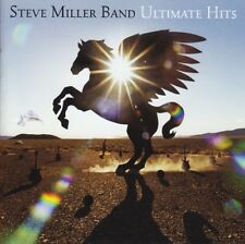 STEVE MILLER BAND (2 CD) ULTIMATE HITS Deluxe Ed. CD ~ GREATEST BEST OF *NEW*