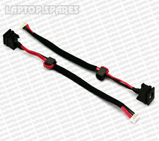 DC Power Jack Socket Port and Cable Wire DW002 Toshiba Satellite L350 L300